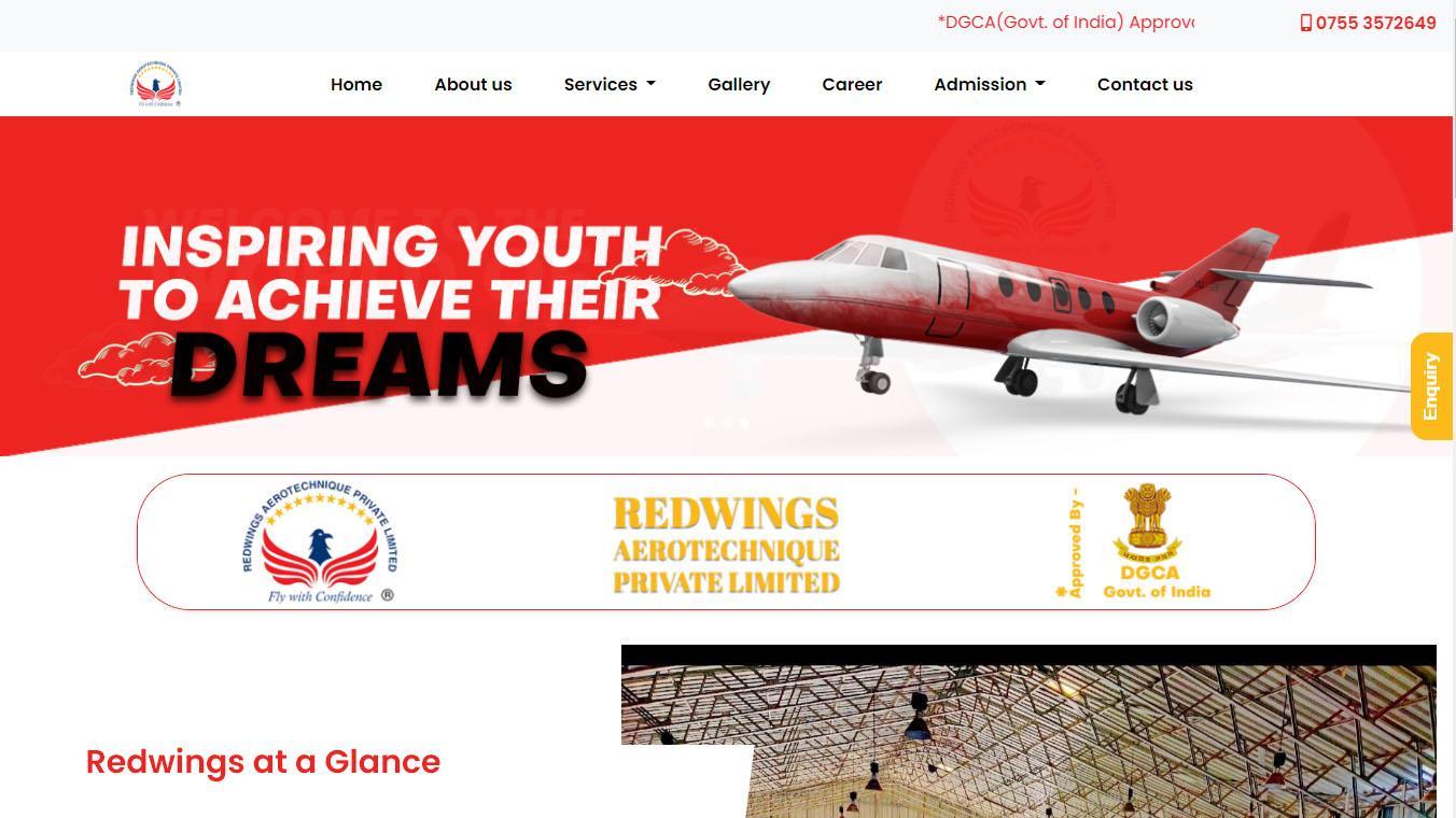 Redwings Group - Aviation Organization