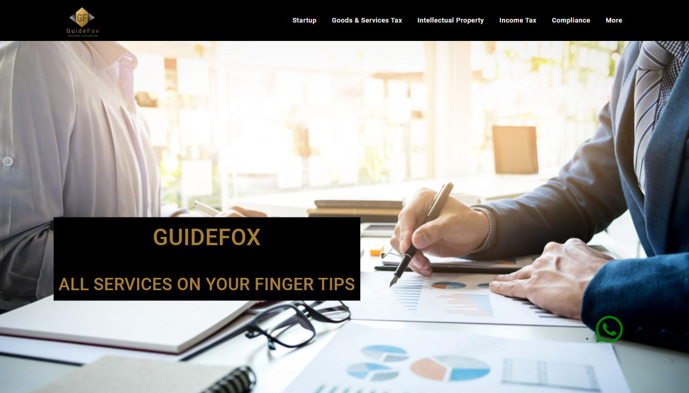 GuideFox - All services on your fingertips